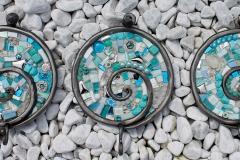 Mosaik-Garderobenhaken