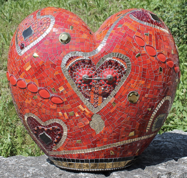 grosses Herz